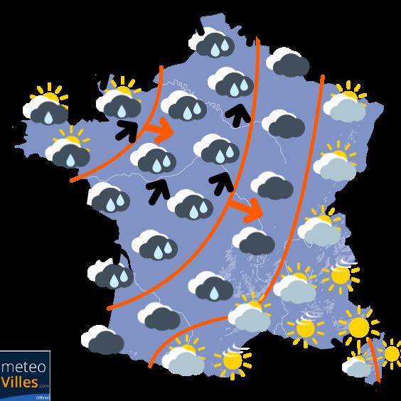 Carte météo France